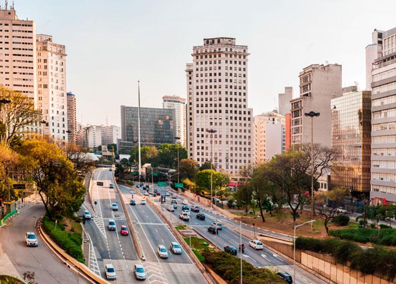 DISTRIBUIÇÃO NA GRANDE SÃO PAULO