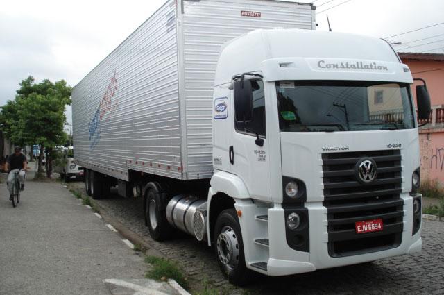 Caminhão - Suzancargas
